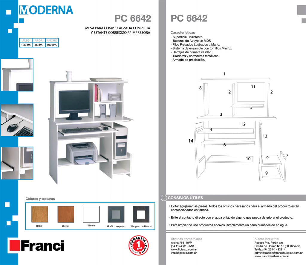 Fabrica de muebles de cocina para armar for Muebles de cocina suarco